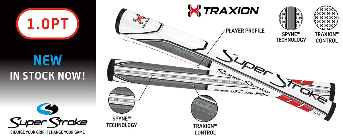 Superstroke Traxion 1.0 PT
