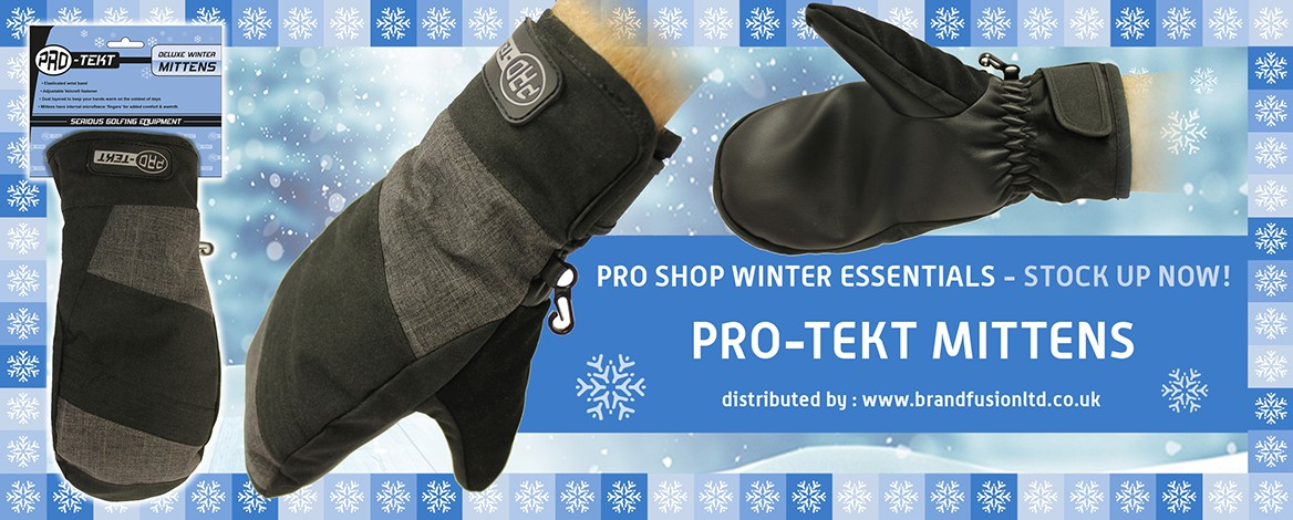 Winter Golf - Pro-Tekt Mittens