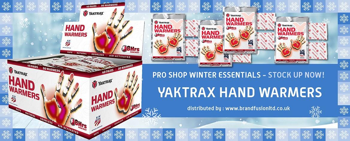yaktrax winter handwarmers