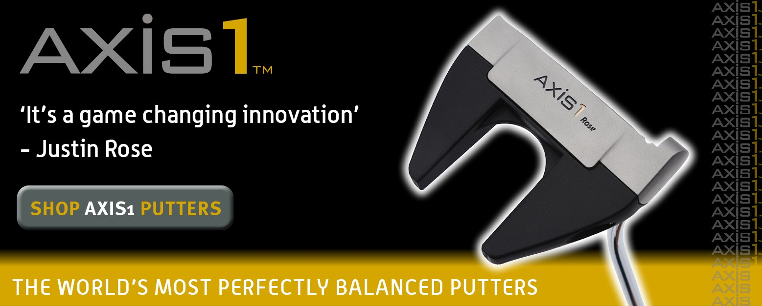 AXIS1 Putters
