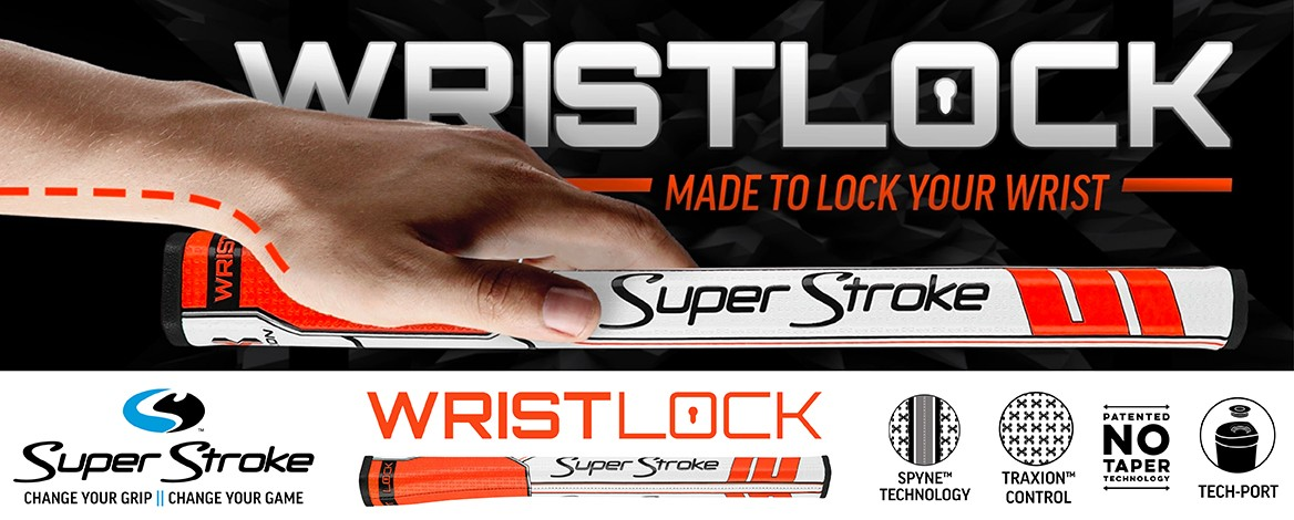 SuperStroke WristLock