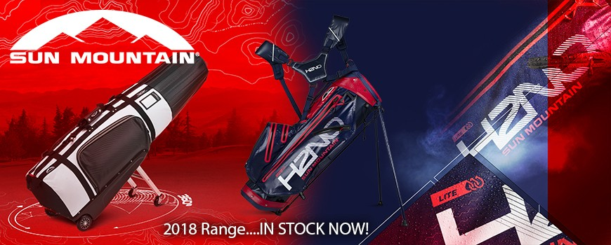 Sun Mountain 2018 range