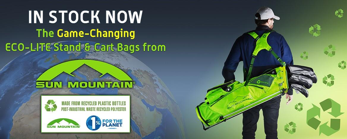 Sun Mountain Eco-Lite golf bags