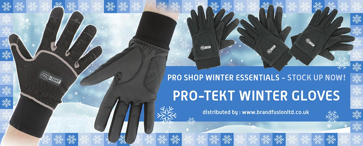 Winter Golf - Pro-Tekt winter gloves